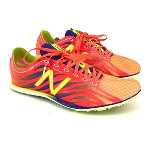 New Balance Womens Dragonfly Track Spikes Shoes 9